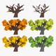 LowPoly Tree04 - 3DOcean Item for Sale