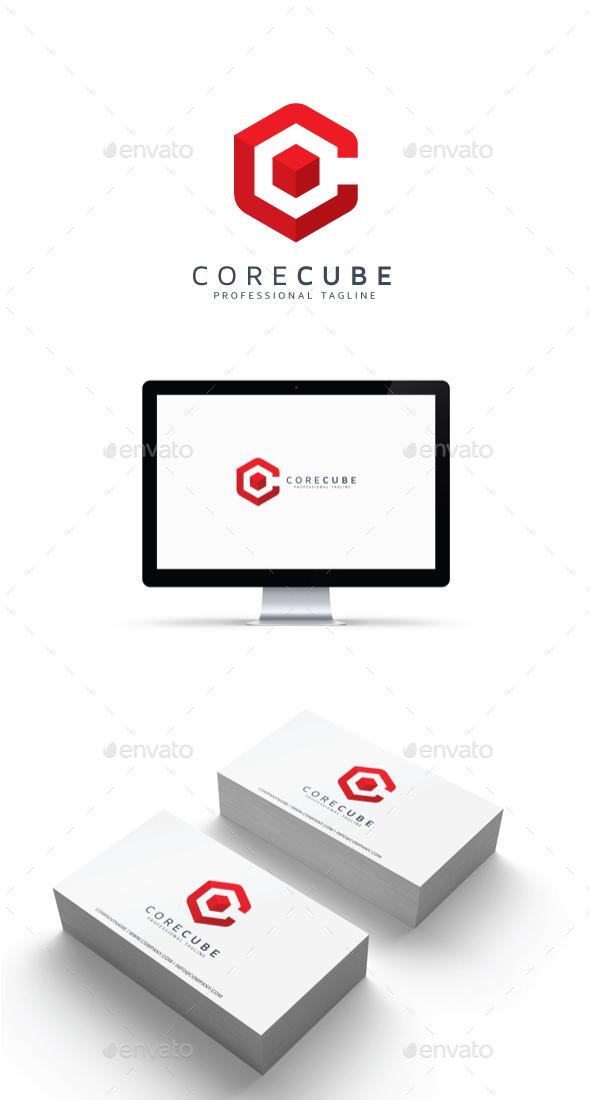 GraphicRiver Core Cube Logo 20631385