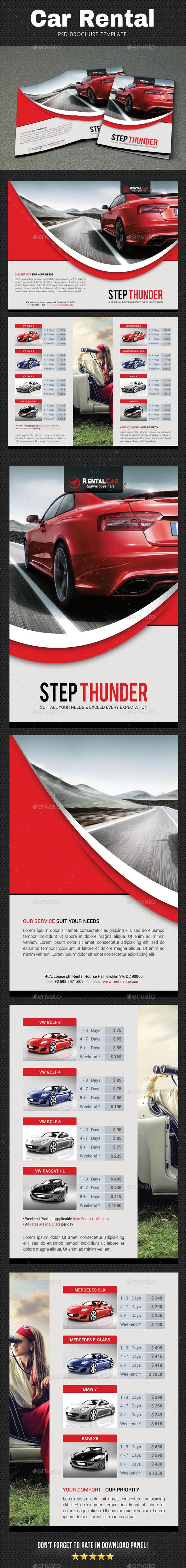 Rental Brochure - Corporate Brochures