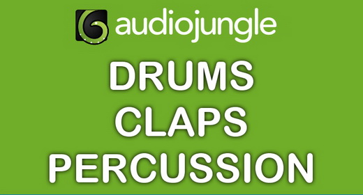 Audiojungle Drums Collection