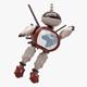 Robot 03 (1 POSE)
