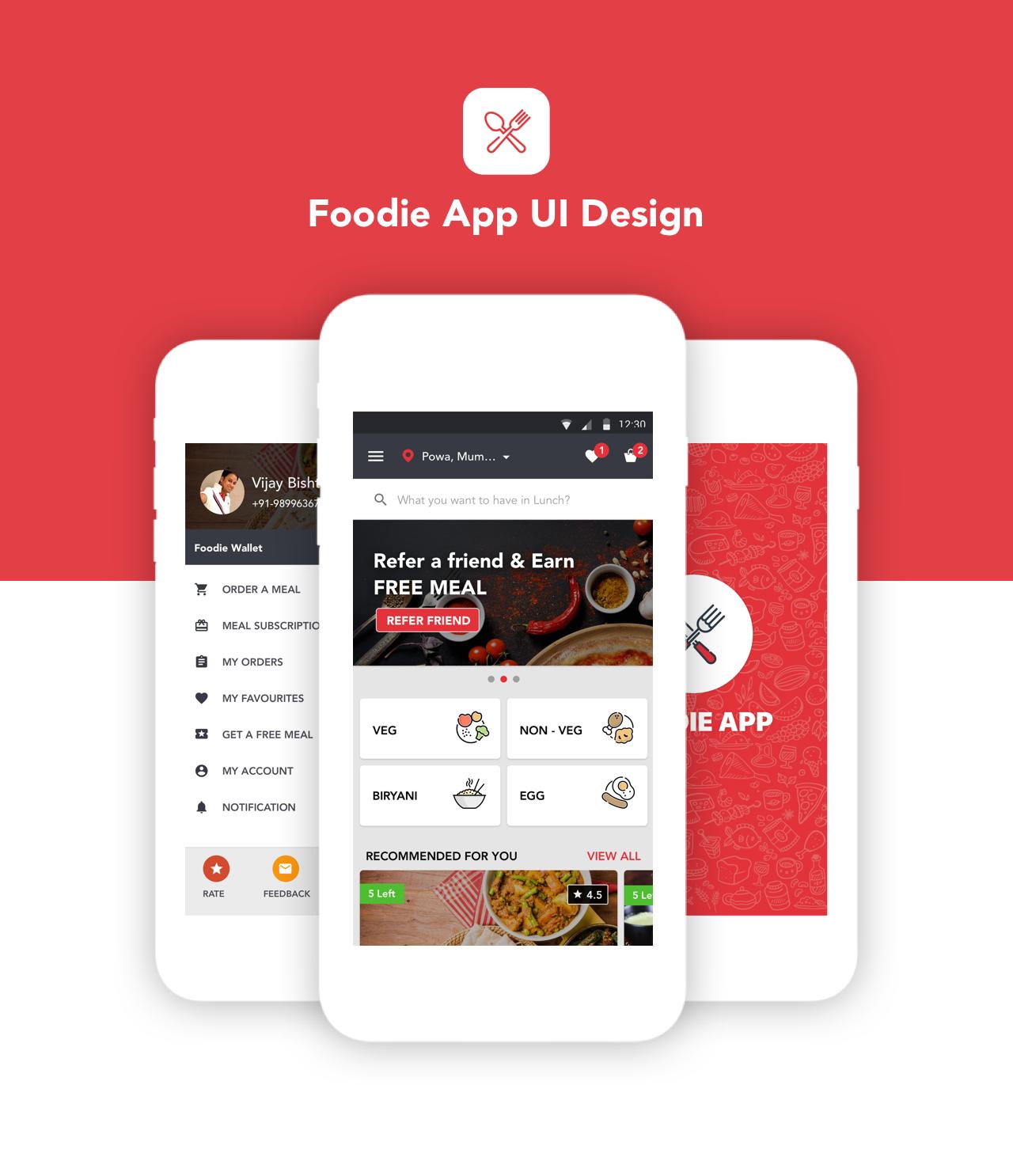 Web Design Complete Your Profile