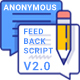 Anonymous Feedback Script V2