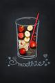 Fresh smoothie. - PhotoDune Item for Sale