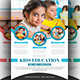 Education Flyer Templates
