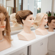 Different mannequin with different hairstyles - PhotoDune Item for Sale