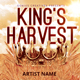 King's Harvest Album Cover Template - GraphicRiver Item for Sale