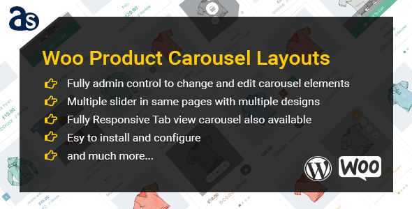 Woo Product Carousel Layout