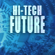Hi-Tech Future Intro Logo