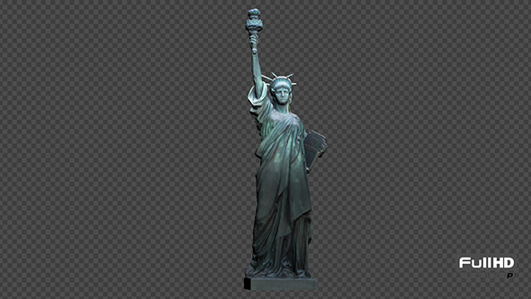 VideoHive Statue of Liberty 20634353