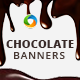 Chocolate Banners
