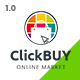 ClickBuy - Multi Store Responsive HTML Template - ThemeForest Item for Sale
