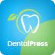 DentalPress - Medical Dentist Theme