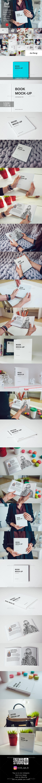 Book Mock-Up 2017 - Books Print