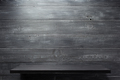wooden shelf at black wall background - PhotoDune Item for Sale