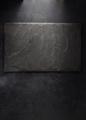 slate signboard at black background - PhotoDune Item for Sale