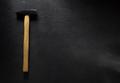 hammer tool  on black - PhotoDune Item for Sale