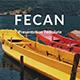 Fecan Minimal Google Slide Template - GraphicRiver Item for Sale