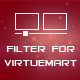 Filter for VirtueMart - Ultimate Joomla Filter Module - CodeCanyon Item for Sale