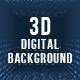 3D Digital Background