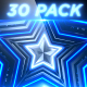 30 Professional VJ Background Loops Pack - VideoHive Item for Sale
