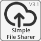 Simple File Sharer