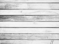 Old white wooden planks. Black and white photo. - PhotoDune Item for Sale