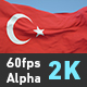 Flag Turkey - VideoHive Item for Sale