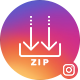 Instagram Multiple Photo and Video Downloader