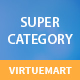 Super Category for VirtueMart - Responsive Joomla Module