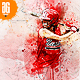 Watercolor Mixed Artistic Photoshop Action - GraphicRiver Item for Sale
