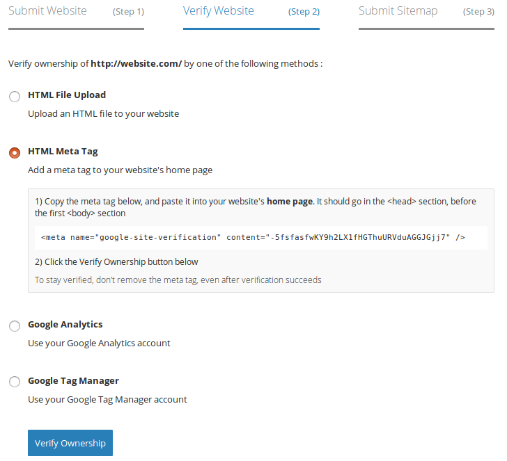 Submit Website & Sitemap to Google | SEO Tool | Wordpress Plugin