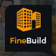Fine Build - Building & Construction HTML Template - ThemeForest Item for Sale