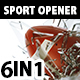 Fast Sport Ball Opener 6in1 - VideoHive Item for Sale