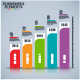 Histogram Infographics - GraphicRiver Item for Sale