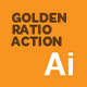 Golden Ratio Illustrator Action - GraphicRiver Item for Sale