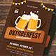 Oktoberfest Flyer 03 - GraphicRiver Item for Sale