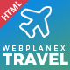 Tour & Travel HTML Template by WebPlanex