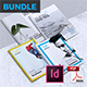 Bundle Creative Brochure Vol 01 - GraphicRiver Item for Sale