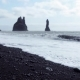 Iceland, Surf on Black Beach. South Coast, Vic - VideoHive Item for Sale