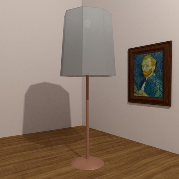 3DOcean Lamp 20645399