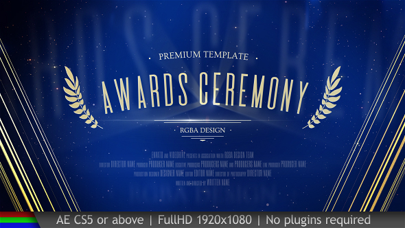 Awards ceremony video effects stock videos from videohive toneelgroepblik Gallery