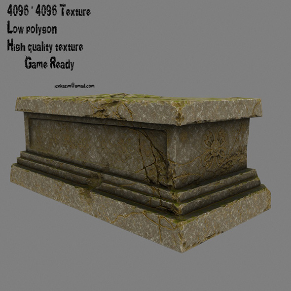 base 2 - 3DOcean Item for Sale