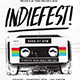 Indiefest Flyer - GraphicRiver Item for Sale