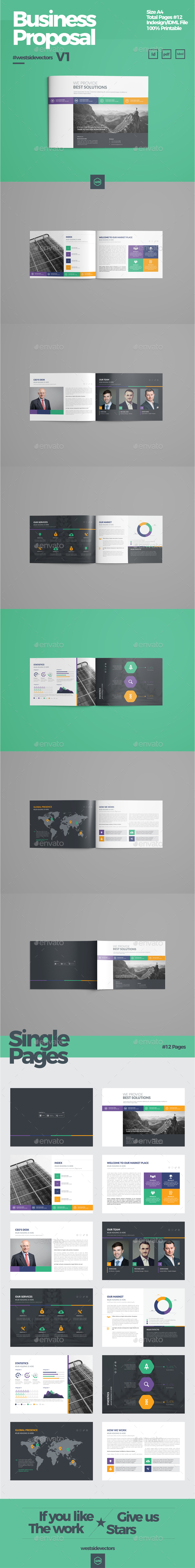 Brochure - Corporate Business Cards