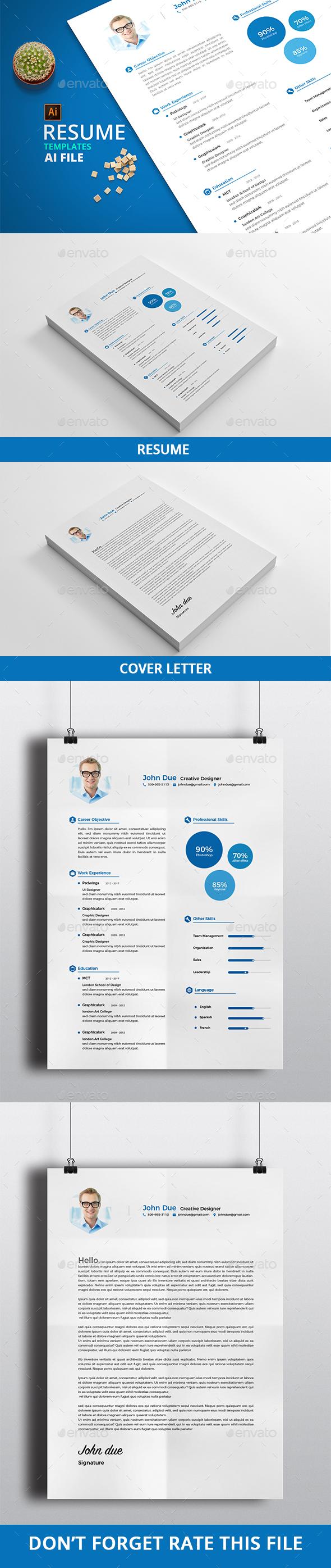 Resume Templates - Resumes Stationery