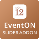 EventOn Slider Addon - CodeCanyon Item for Sale