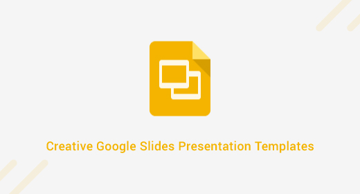 Google Slides Presentation Templates