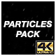 4K Particles Pack l Snow l Dust l Sparks l 20 Elements - VideoHive Item for Sale