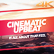 Cinematic Upbeat Slideshow - VideoHive Item for Sale